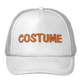 Costume Word Art Trucker Hat