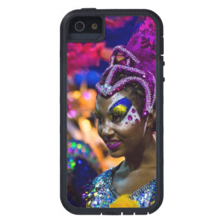 Costumed Attractive Dancer Woman at Carnival Parad Case For iPhone SE/5/5s