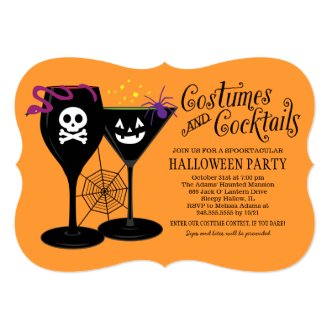 Costumes and Cocktails | Halloween Party