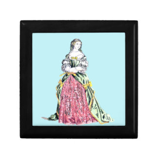 ~ COSTUMES ~ Comtesse de Grignan ~ 1663 ~ Jewelry Box
