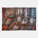 Costura - botones frescos para la venta toallas de mano