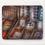 Costura - botones frescos para la venta tapetes de raton