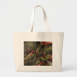 Costura del agavo bolsas