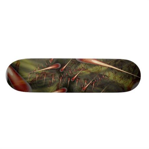 Costura del agavo tablas de skate