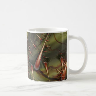 Costura del agavo taza clásica