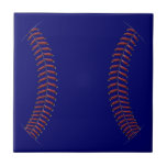 Costura del béisbol azulejo cerámica