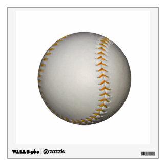 Costura del béisbol/del softball w/Orange
