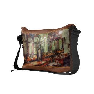 Costura - industrial - de la tienda del sudor bolsas de mensajeria
