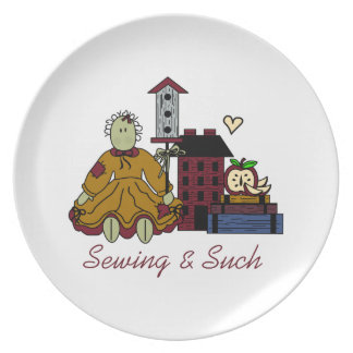 costura y tal platos