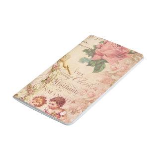 Costuras del Mademoiselle Cuaderno Grapado