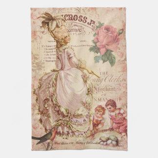 Costuras del Mademoiselle Toallas