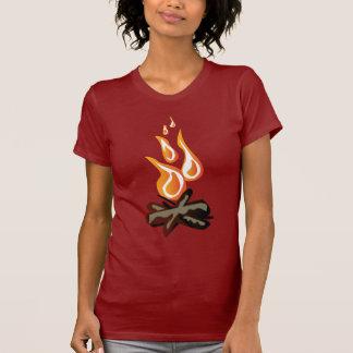 Cosy Camp Fire Tshirt