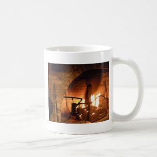 Cosy Fireplace Coffee Mug