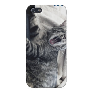 Cosy Fred - Tired of talking? iPhone SE/5/5s Cover