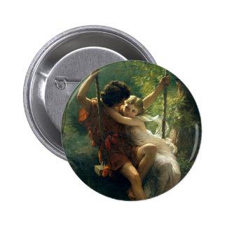 """Cot's """"Primavera"""" art button"""
