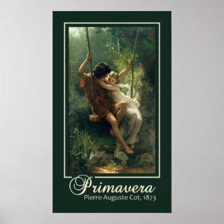 "Cot's ""Primavera"" art poster"