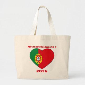 Cota Jumbo Tote Bag