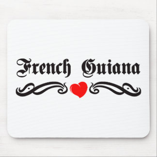 Cote D&Apos;Ivoire Tattoo Style Mouse Pad