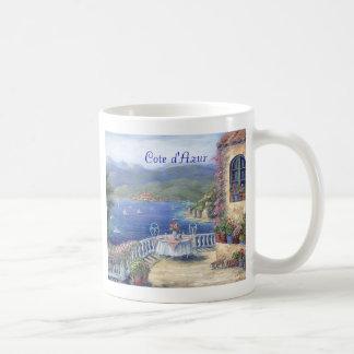 Cote d Azur Taza De Café