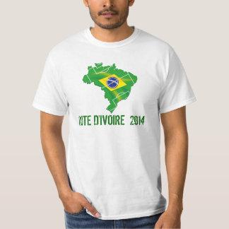 COTE D'IVOIRE  2014 T-Shirt