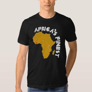 Cote D Ivoire, Africa's finest design T-Shirt