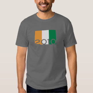 Cote d Ivoire Flag T-shirt