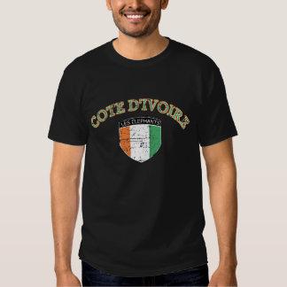 Cote D' Ivoire football T-Shirt