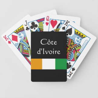 Côte d Ivoire Ivory Coast Bicycle Playing Cards