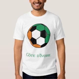 Cote D Ivoire World Cup Soccer T-Shirt