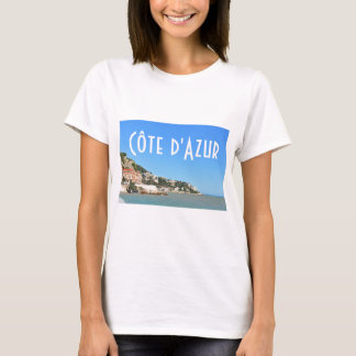 Côte d'Azur in Nice, France T-Shirt