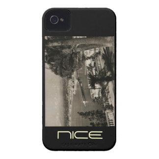 COTE D'AZUR - Nice 'Promenade des Anglais' 1950 iPhone 4 Case-Mate Case