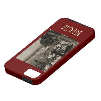 COTE D'AZUR - Nice 'Promenade des Anglais' 1950 iPhone SE/5/5s Case