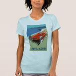 Cote d'Azure Camisetas