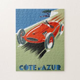Cote d'Azure Puzzle