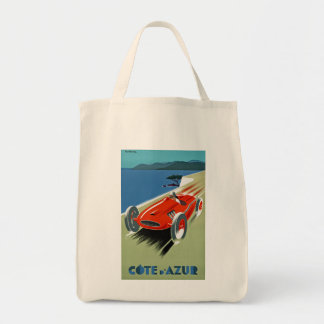 Cote d'Azure Tote Bag