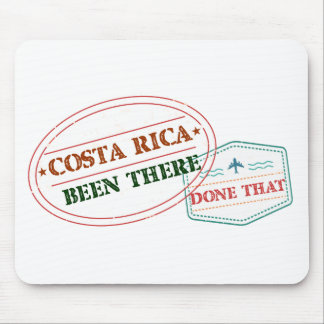 Cote d'Ivoire Been There Done That Mouse Pad