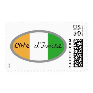 Côte d'Ivoire design! Postage