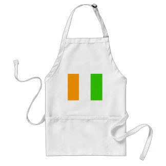 Cote D'Ivoire Flag Apron