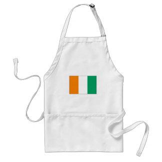 Cote D'ivoire FLAG International Aprons