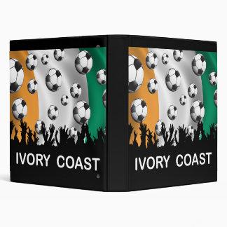 Côte d'Ivoire Football Binders