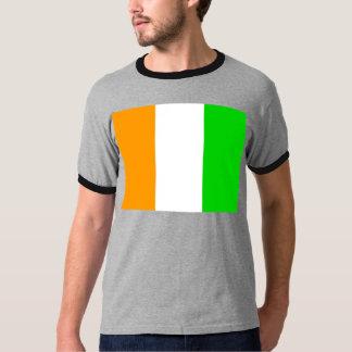 Cote Divoire High quality Flag T-shirt