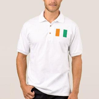 côte d'ivoire polo shirt