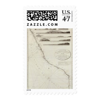 Cote, Peru Postage Stamp