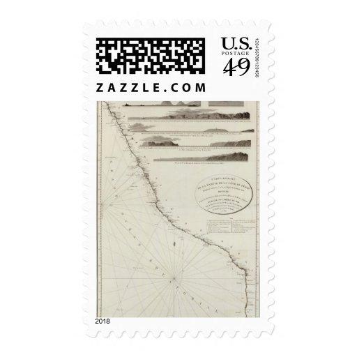 Cote, Peru Stamp