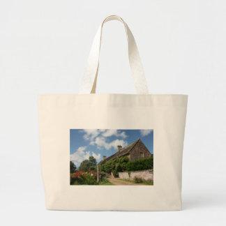 Cothelstone Manor, Cothelstone, Somerset, UK Large Tote Bag