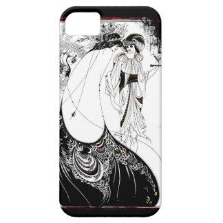 Cotilleo en sus vestidos de lujo iPhone 5 fundas