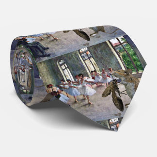 Cotillion de la polilla y del ratón corbata personalizada