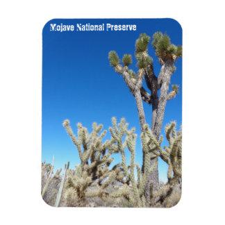 """Coto nacional del Mojave - 3"""""""" imán de la foto x4"""