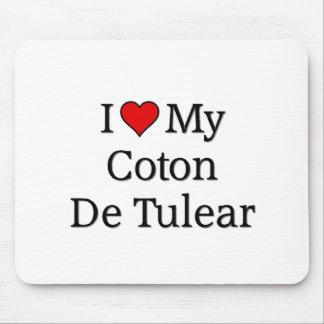 Coton De Mouse Pad