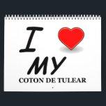 "coton de tulear Calendar<br><div class=""desc"">cdt</div>"